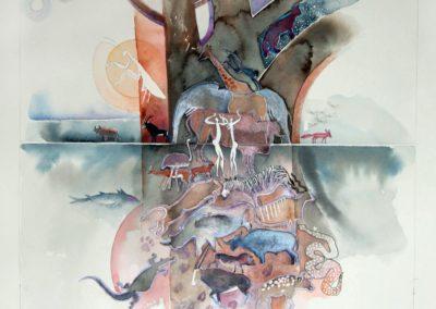 SAN CREATION MYTH